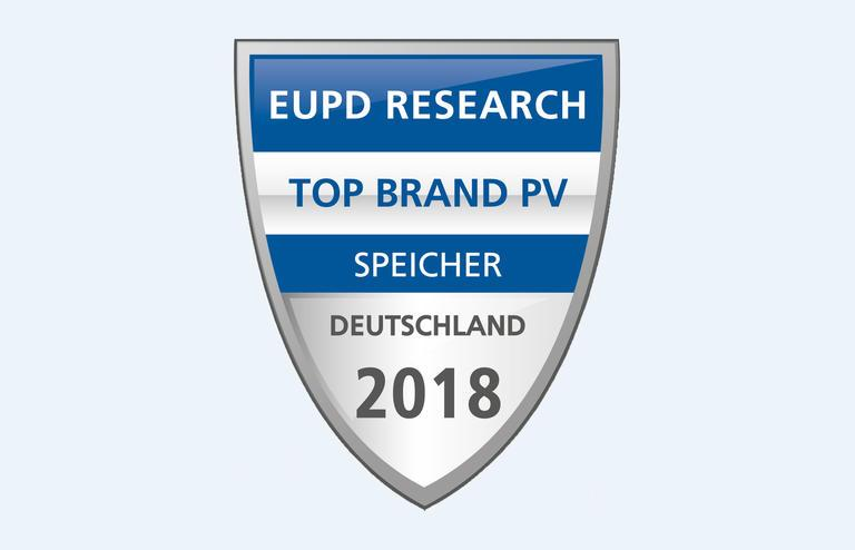 Euro Research Top Brand Siegel 2018